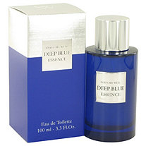 Deep Blue Essence by Weil for Men Eau De Toilette Spray 3.3 oz