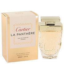 Cartier La Panthere by Cartier for Women Eau De Parfum Legere Spray 1.6 oz