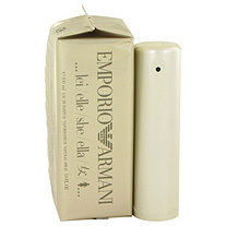 EMPORIO ARMANI by Giorgio Armani for Women Eau De Parfum Spray 3.4 oz