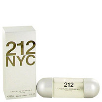 212 by Carolina Herrera for Women Eau De Toilette Spray (New Packaging) 1 oz