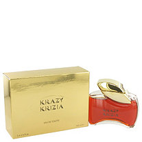 KRAZY KRIZIA by Krizia for Women Eau De Toilette 3.4 oz