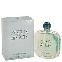 Acqua Di Gioia by Giorgio Armani for Women Eau De Parfum Spray 3.4 oz