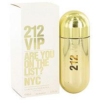 212 Vip by Carolina Herrera for Women Eau De Parfum Spray 2.7 oz