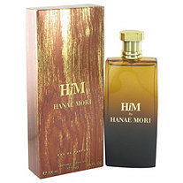 Hanae Mori Him by Hanae Mori for Men Eau De Parfum Spray 3.4 oz