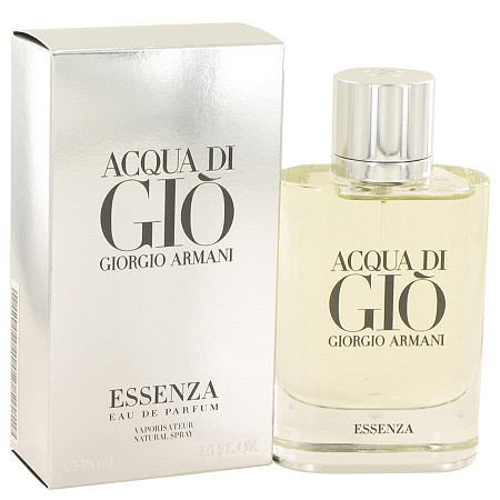 Acqua Di Gio Essenza by Giorgio Armani for Men Eau De Parfum Spray 2.5 oz at PalmBeach Jewelry