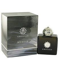 Amouage Memoir by Amouage for Women Eau De Parfum Spray 3.4 oz