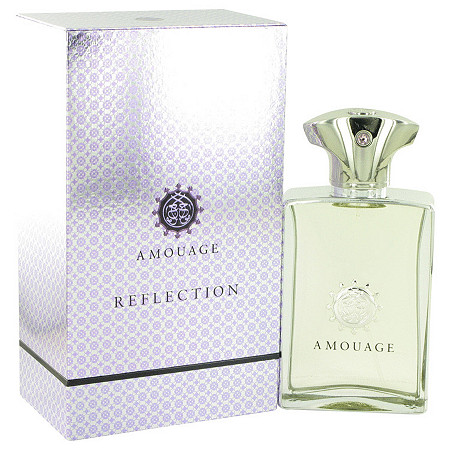 Amouage Reflection by Amouage for Men Eau De Pafum Spray 3.4 oz at PalmBeach Jewelry
