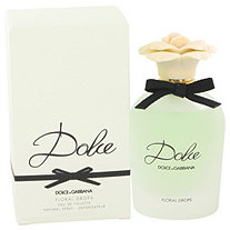 Dolce Floral Drops by Dolce & Gabbana for Women Eau De Toilette Spray 2.5 oz