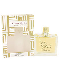 Celine Dion Signature by Coty for Women Eau De Parfum Spray 3.4 oz