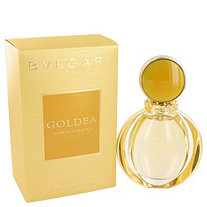 Bvlgari Goldea by Bvlgari for Women Eau De Parfum Spray 3 oz