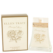 Ellen Tracy Peony Rose by Ellen Tracy for Women Eau De Parfum Spray 3.4 oz