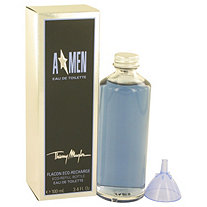 ANGEL by Thierry Mugler for Men Eau De Toilette Eco Refill Bottle 3.4 oz