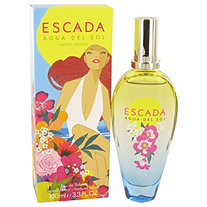 Escada Agua Del Sol by Escada for Women Eau De Toilette Spray 3.3 oz