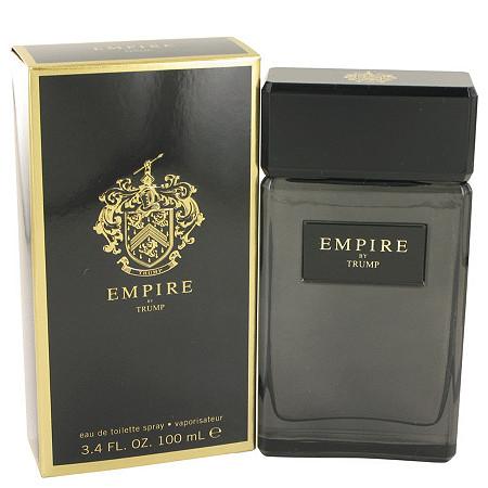 Trump Empire by Donald Trump for Men Eau De Toilette Spray 3.4 oz at PalmBeach Jewelry