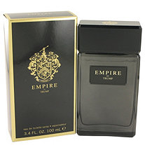 Trump Empire by Donald Trump for Men Eau De Toilette Spray 3.4 oz