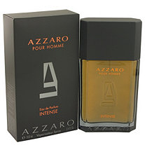 Azzaro Intense by Loris Azzaro for Men Eau De Parfum Spray 3.4 oz