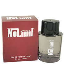 No Limit by Dana for Men Eau De Toilette Spray 3.4 oz