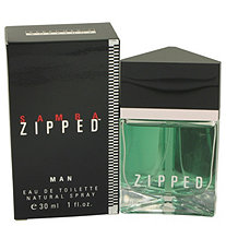SAMBA ZIPPED by Perfumers Workshop for Men Eau De Toilette Spray 1 oz