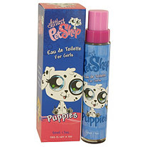 Littlest Pet Shop Puppies by Marmol & Son for Women Eau De Toilette Spray 1.7 oz