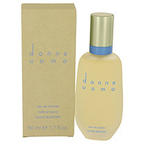 Donna Uomo by Lilian Barony for Men Eau De Toilette Spray 1.7 oz