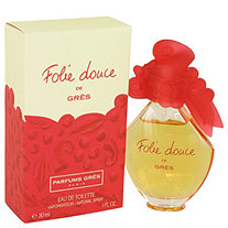 FOLIE DOUCE by Parfums Gres for Women Eau De Toilette Spray 1 oz