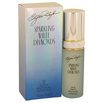 Sparkling White Diamonds by Elizabeth Taylor for Women Eau De Toilette Spray 1 oz