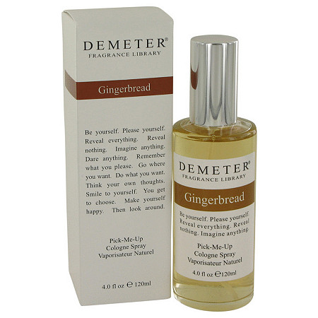 Demeter by Demeter for Women Gingerbread Cologne Spray 4 oz at PalmBeach Jewelry