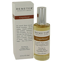 Demeter by Demeter for Women Gingerbread Cologne Spray 4 oz