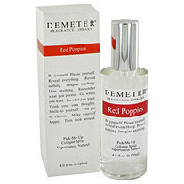 Demeter by Demeter for Women Red Poppy Cologne Spray 4 oz