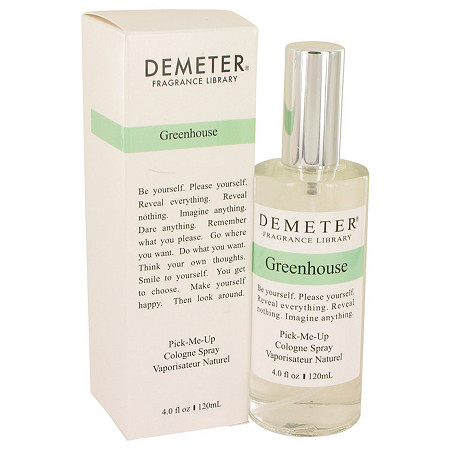 Demeter by Demeter for Women Greenhouse Cologne Spray 4 oz at PalmBeach Jewelry