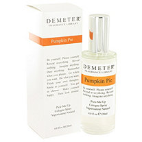 Demeter by Demeter for Women Pumpkin Pie Cologne Spray 4 oz