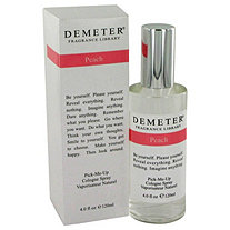 Demeter by Demeter for Women Peach Cologne Spray 4 oz