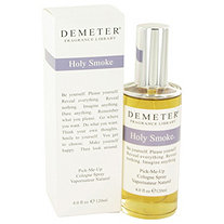 Demeter by Demeter for Women Holy Smoke Cologne Spray 4 oz