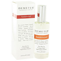 Demeter by Demeter for Women Sandalwood Cologne Spray 4 oz