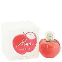 NINA by Nina Ricci for Women Eau De Toilette Spray 1 oz