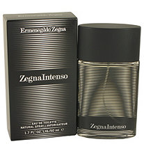 Zegna Intenso by Ermenegildo Zegna for Men Eau De Toilette Spray 1.7 oz