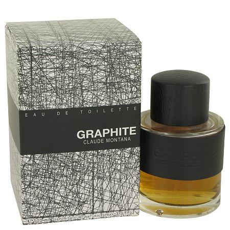 Graphite by Claude Montana for Men Eau De Toilette Spray 3.4 oz at PalmBeach Jewelry