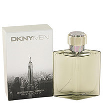 DKNY Men by Donna Karan for Men Eau De Toilette Spray 1.7 oz