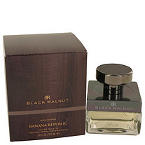 Banana Republic Black Walnut by Banana Republic for Men Eau De Toilette Spray 3.3 oz
