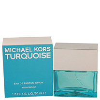 Michael Kors Turquoise by Michael Kors for Women Eau De Parfum Spray 1 oz