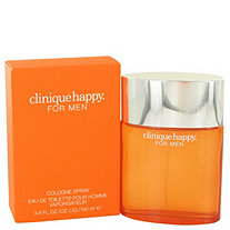 HAPPY by Clinique for Men Cologne Spray 3.4 oz