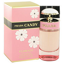 Prada Candy Florale by Prada for Women Eau De Toilette Spray 1.7 oz