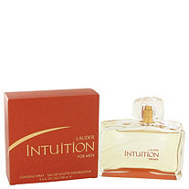 INTUITION by Estee Lauder for Men Eau De Toilette Spray 3.4 oz