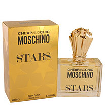 Moschino Stars by Moschino for Women Eau De Parfum Spray 3.4 oz