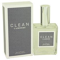 Clean Cashmere by Clean for Women Eau De Parfum Spray 2.14 oz