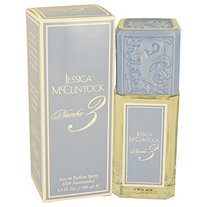 JESSICA Mc clintock #3 by Jessica McClintock for Women Eau De Parfum Spray 3.4 oz