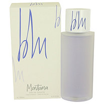 MONTANA BLU by Montana for Women Eau De Toilette Spray 3.4 oz