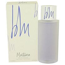 MONTANA BLU by Montana for Women Eau De Toilette Spray 3.4 oz