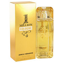 1 Million Cologne by Paco Rabanne for Men Eau De Toilette Spray 4.2 oz