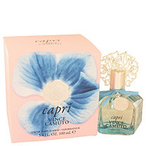 Vince Camuto Capri by Vince Camuto for Women Eau De Parfum Spray 3.4 oz